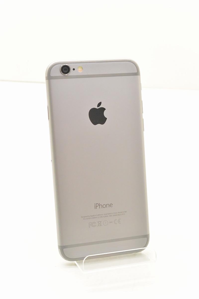 白ロム SoftBank Apple iPhone6 32GB iOS12 4 3 Space Gray MQ3D2J A 初期IHED2W9