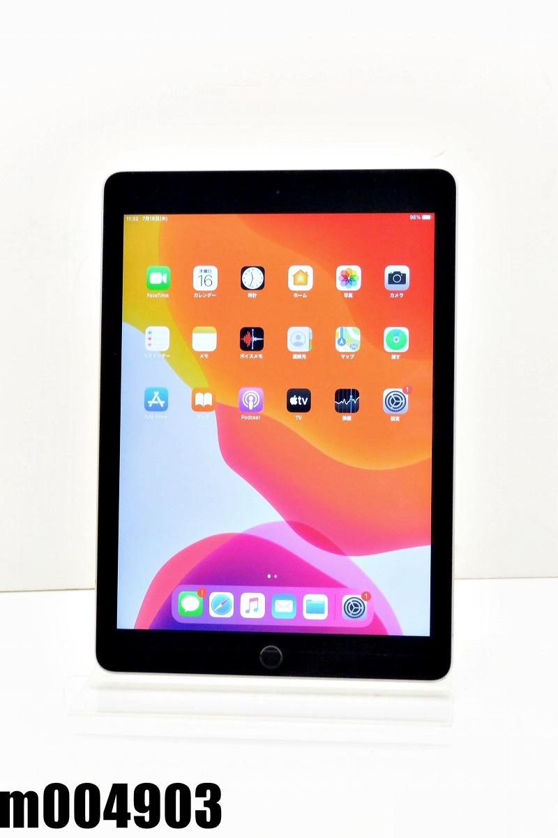 Wi-Fiモデル Apple iPad Air2 16GB iOS13.5.1 Space Gray MGL12J/A 初期化済 【m004903】 【中古】【K20200716】
