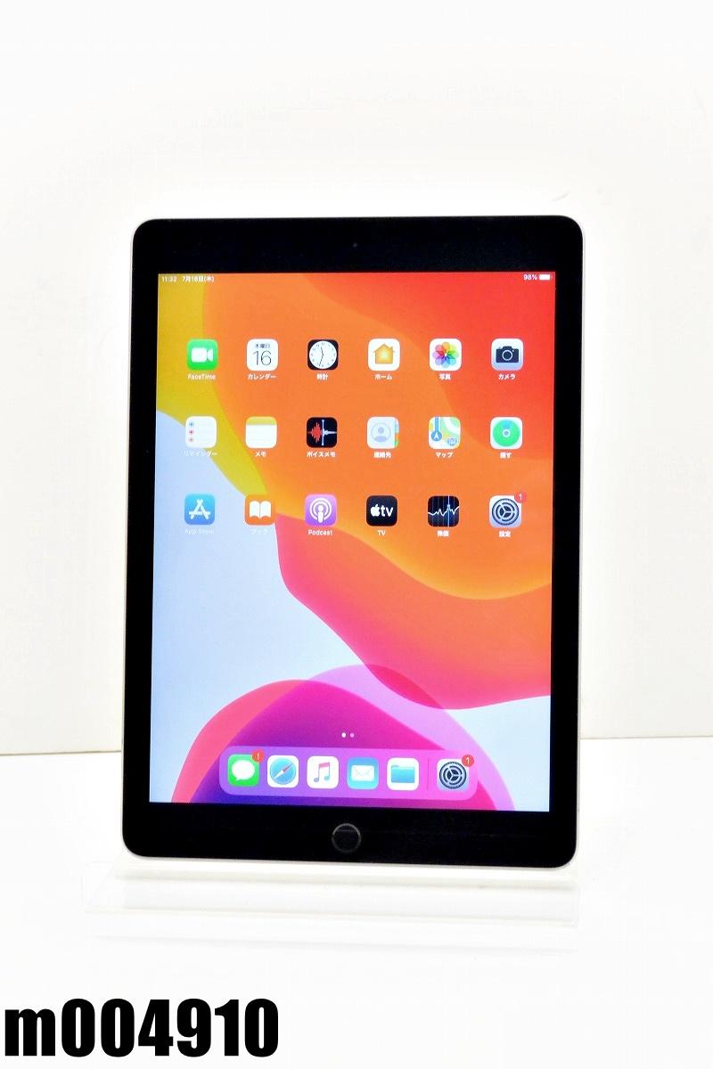 Wi-Fiモデル Apple iPad Air2 16GB iOS13.5.1 Space Gray MGL12J/A 初期化済 【m004910】 【中古】【K20200716】