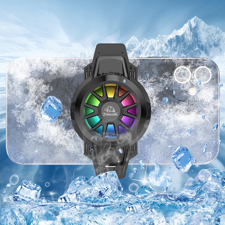 スマホ タブレット 冷却ファン 登場大人気アイテム スマホ散熱器 コンパクト USB給電式 クーラー 静音小型 ペルチェ素子 荒野行動 半導体冷却 Android 対応 ブランド買うならブランドオフ iPhone