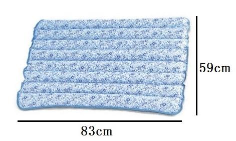 【ピジョンタヒラ】ビーズパッド 7型背あて用[床周り・衣類/床ずれ防止品/介護](919042)