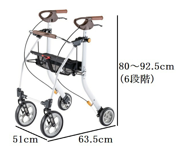 歩行車で最軽量クラスの3.9kgを実現 アロン化成 安寿 歩行車 期間限定 送料無料 402685 イコットエア 100%品質保証!