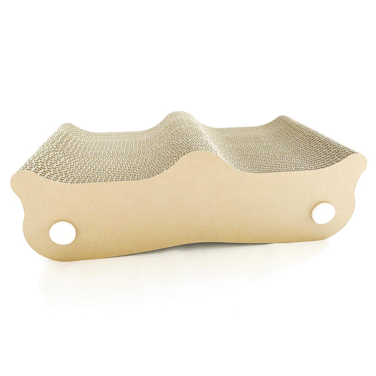国産 ネコ用つめとぎ ダンボール タチバナ産業 猫 爪とぎ 段ボール ベッド ソファー 高耐久 日本製