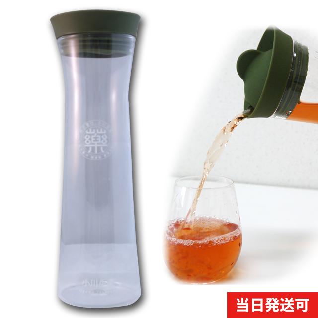 物品 シリコーン製のフタでお手入れカンタン 食洗機 乾燥機もOK 乾燥機対応 小川生薬 000ml まとめ買い特価 オリジナル健康茶専用耐熱ボトル 1 日本製