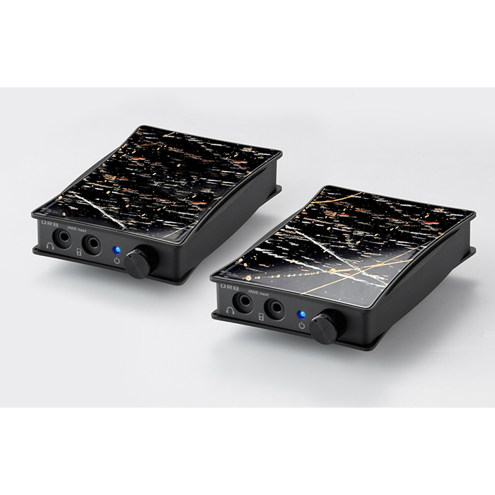 最安値に挑戦 全く新しいBi-ampスタイルのポータブルアンプ躍動する音楽の喜び ポータブルヘッドフォンアンプ 2台1セット ORB JADE bi 当店は最高な サービスを提供します nextUltimate JAPAN powerFitEar-Unbalanced