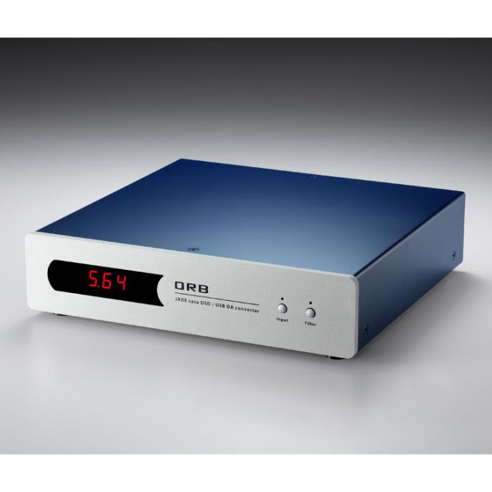 USB DAコンバーターORB JADE casa DSD NAVY