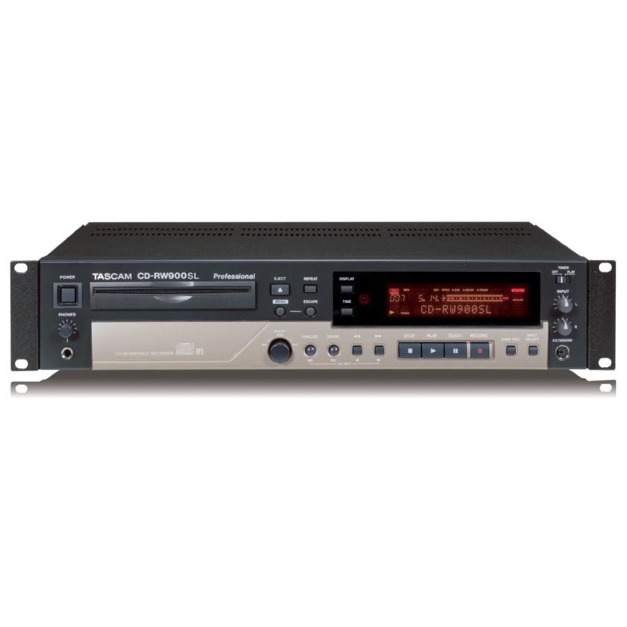 業務用 CD レコーダーCD-RW900SL【数量限定・新品再生品】