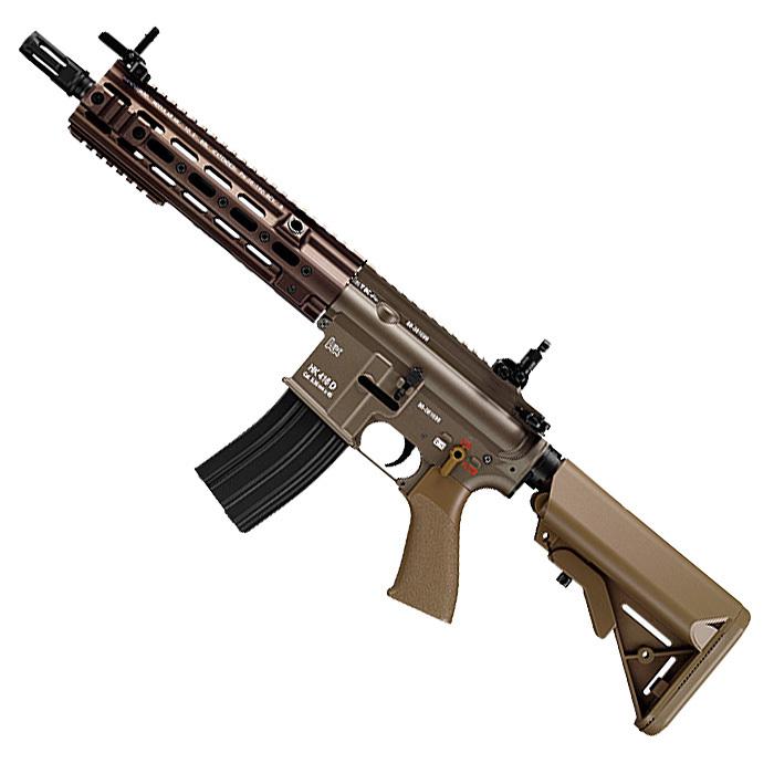 【特装バージョン】 東京マルイ 電子トリガー搭載 次世代電動ガン HK416 DELTA Custom Type NoBuNaGa