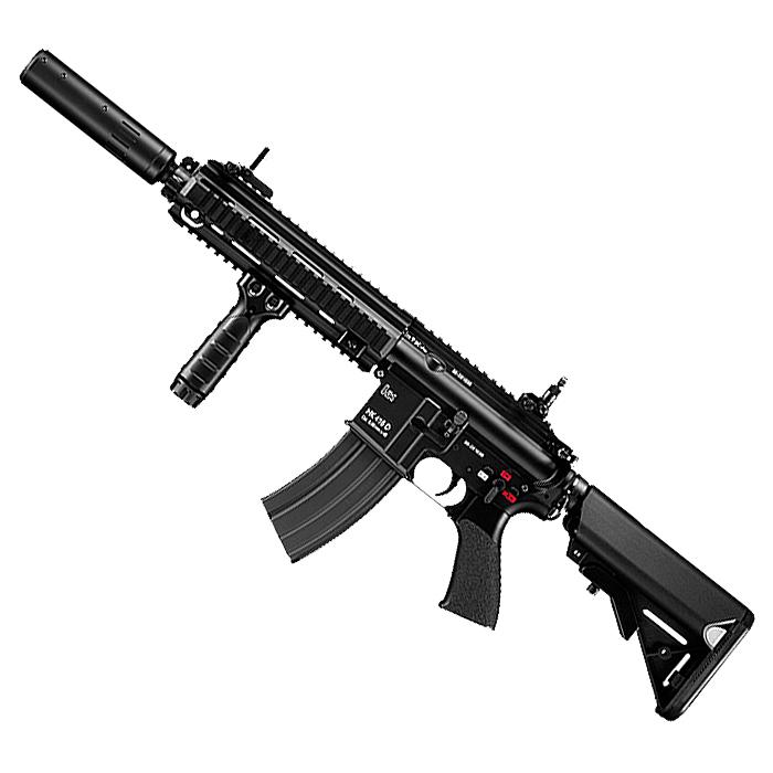 【特装バージョン】 東京マルイ 電子トリガー搭載 次世代電動ガン DEVGRUカスタム HK416D Type NoBuNaGa