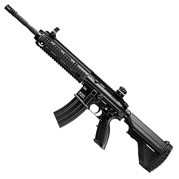 【特装バージョン】 東京マルイ 電子トリガー搭載 次世代電動ガン HK416D Type NoBuNaGa