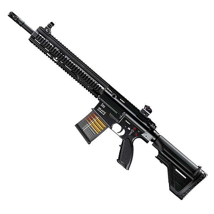 【特装バージョン】 東京マルイ 電子トリガー搭載 次世代電動ガン HK417 アーリーバリアント Type NoBuNaGa