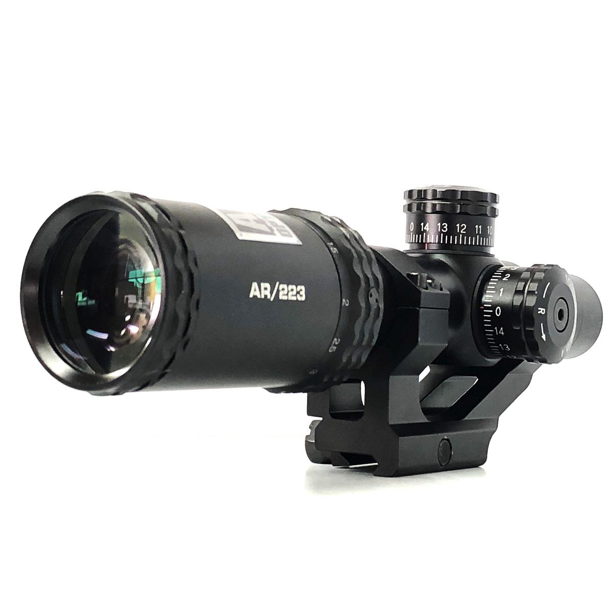 BUSHNELL AR OPTICSAR223 1-4×24mm Short Scope