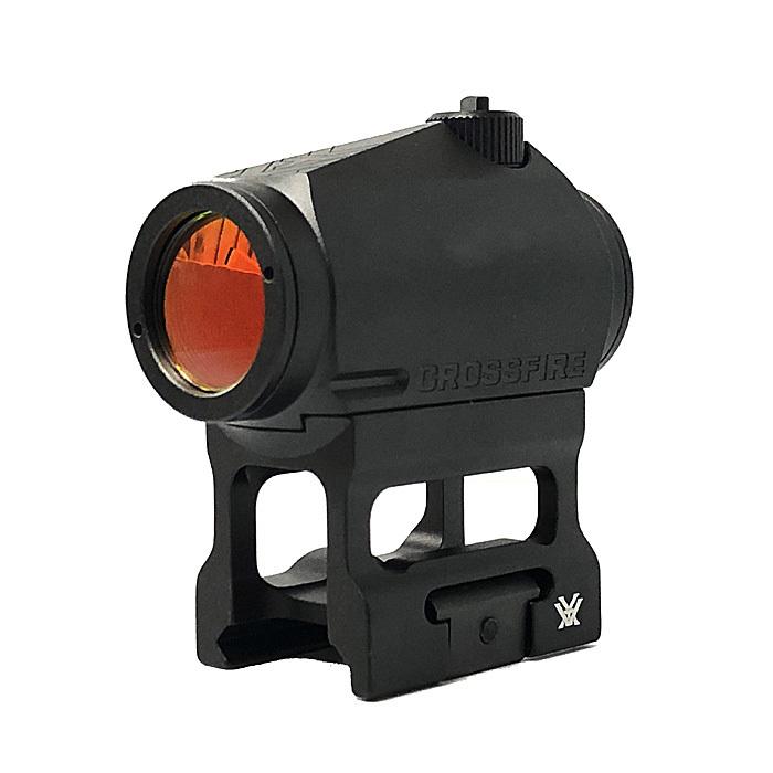 【お年玉価格】 【送料無料】 【正規輸入品】 VORTEX OPTICS CROSSFIRE RED DOT 実銃対応ドットサイト
