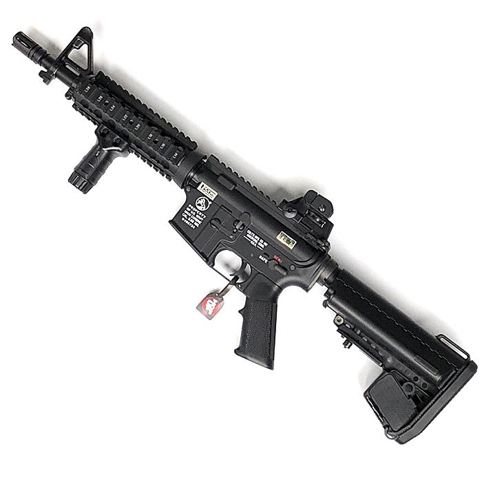 【特装仕様】 東京マルイ 東京マルイ 電子トリガー搭載 次世代電動ガン M4 M4 CQB-R ブラックバージョン Type Type NoBuNaGa, ハッピーグッズコレクション:34e5cfe8 --- anaphylaxisireland.ie