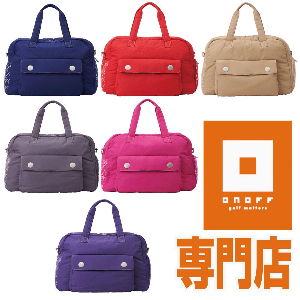 新製品/オノフ専門店/2019年モデル/6色オノフの女性専用日本の美意識をオノフの感性で表現/ボストンバッグOV0719/ネコポス発送不可