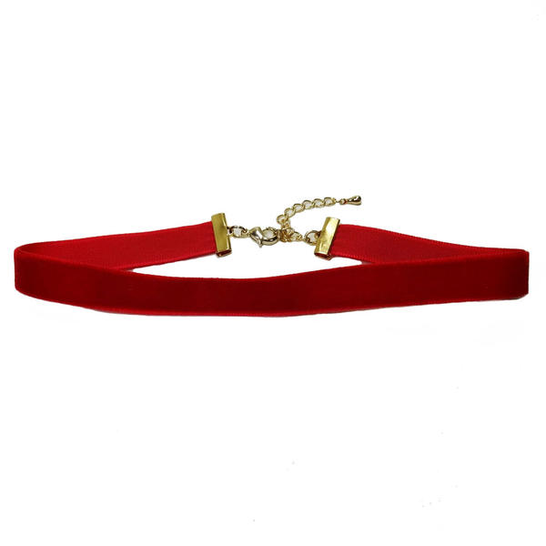 再入荷 正規逆輸入品 赤 レッド ベルベット チョーカー サンタ NEW ARRIVAL コスチューム クリスマス レース おしゃれ コスプレ ダンス レディース choker パーティ