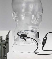アルインコ EME-43A 咽喉イヤホンマイク ALINCO DJ-P45 業務仕様 | 無線機 免許不要 おすすめ 売れ筋