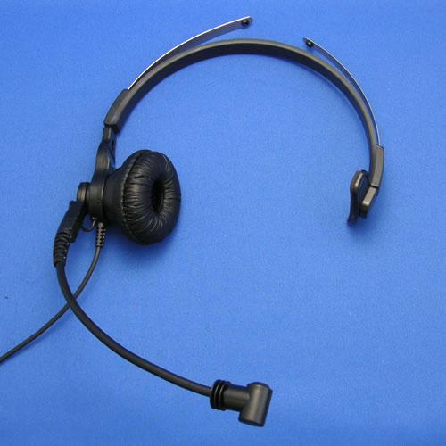 エコテクノ HP-334 ブームマイクヘッドセット 対応機種:アルインコ(ALINCO)DJ-PA20 DJ-P20 | 無線機 免許不要 おすすめ 売れ筋