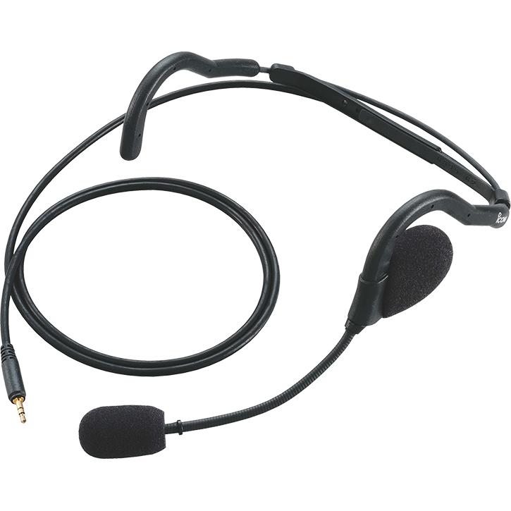 アイコム HS-95 ネックアーム型ヘッドセット iCOM プラグ直径2.5Φ   無線機 免許不要 ICOM ヘッドセット おすすめ 売れ筋