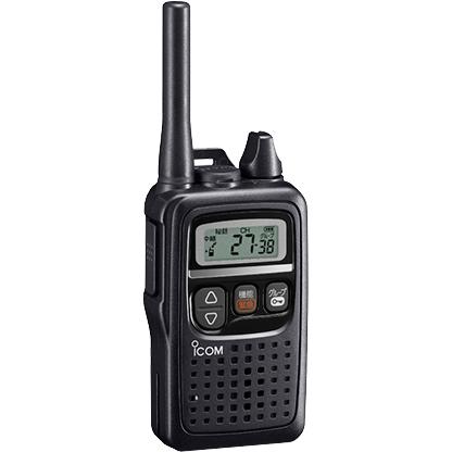 アイコム IC-4350 防水 小型・軽量 トランシーバー iCOM | 無線機 免許不要 単三電池 乾電池 ICOM おすすめ 売れ筋