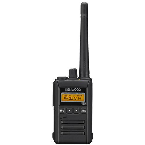ケンウッド TPZ-D553SCH デジタル簡易無線登録局 HYPER DEMITOSS KENWOOD | 無線機 免許不要 ケンウッド インカム KENWOOD JVC おすすめ 売れ筋