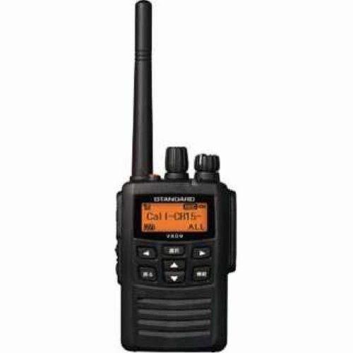 スタンダード VXD9 5W デジタル簡易無線登録局 STANDARD トランシーバー 完全防水 インカム | 無線機 免許不要 八重洲無線 YAESU ハイパワー デジ簡 防災 デジタル 簡易無線 おすすめ 売れ筋