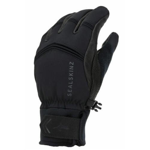 【全国送料無料】 SEALSKINZ Waterproof Extreme Cold Weather Glove Black size-S 12100065000110 │ シールスキンズ グローブ 手袋 Sサイズ