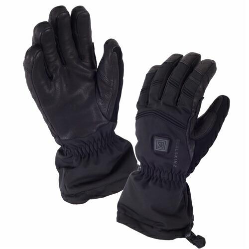 【全国送料無料】 SEALSKINZ Extreme Cold Weather Heated Glove 121161743 防水グローブ | 防水 シールスキンズ グローブ てぶくろ 手袋 発熱 USB 極寒 おすすめ おすすめ 売れ筋 完全防水 防風 発熱 極寒 耐久性 最強 発熱ユニット 充電 ギフト