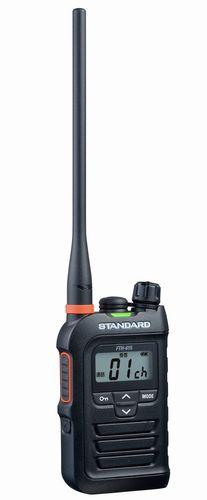 STANDARD 特定小電力トランシーバー FTH-615L | 軽量 小型 無線機 トランシーバー 乾電池2本 ロングアンテナ 八重洲 スタンダード 資格不要 免許不要 YAESU 八重洲無線 乾電池 二本 売れ筋 おすすめ 新製品
