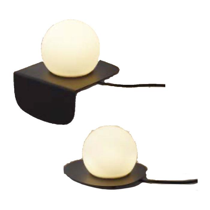 テーブルスタンド KOIZUMI 新商品 60W相当おしゃれ マットブラック塗装 シンプル 丸 電球色 LED一体型 シリコンセードシリコンセード採用により割れずに安心してご使用いただけます。帯電防止加工のため、ホコリが付きにくく、メンテナンスが容易です。