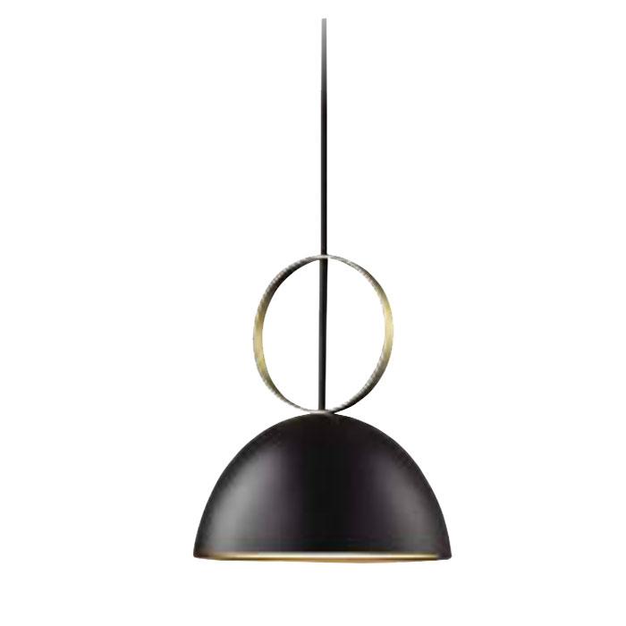 ペンダントライト KOIZUMI 新商品 Black×Gold おしゃれ エレガント モダン 電球色 LEDランプ MIX Luxe フランジ(電気工事必須) プラグタイプシンプルな構成でありながら真鍮のリングが空間にきらめき感を与え上質でエレガントなインテリアに仕上ります。AP51114 AP51115