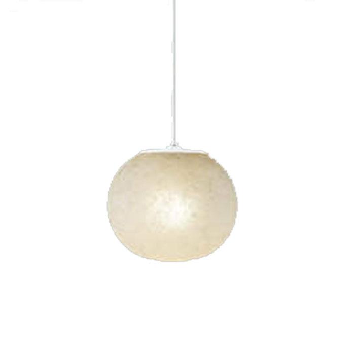 ペンダントライト KOIZUMI ミクロスワシ MICROS-WASHIおしゃれ シンプル 和紙 モダン 電球色 LED一体型