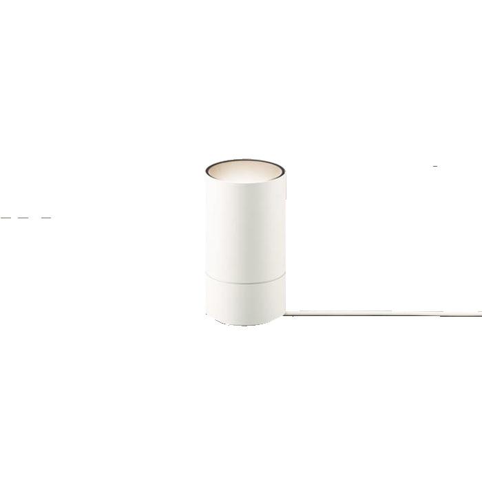 Panasonic おしゃれ シンプル LEDスタンド器具の存在感を抑え、光だけが浮かび上がるような印象をつくります