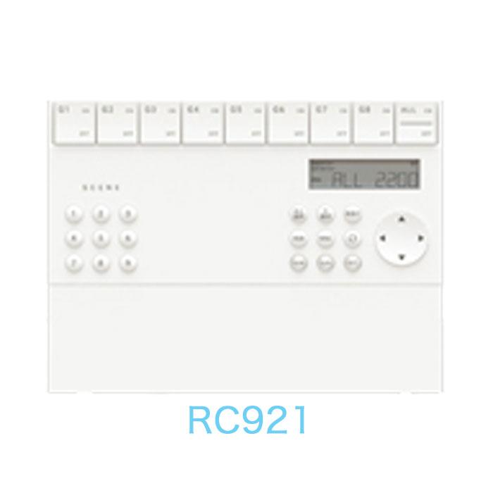 壁でダイレクトにスイッチ操作ができます9シーン 8グループの設定が可能です. Bluetooth 壁掛リモコン RC921 卓出 オーデリック ODELIC 1着でも送料無料 調色 CONNECTED 調色どちらにも対応 LIGHTING調光 コネクテッドライティング フルカラー調光