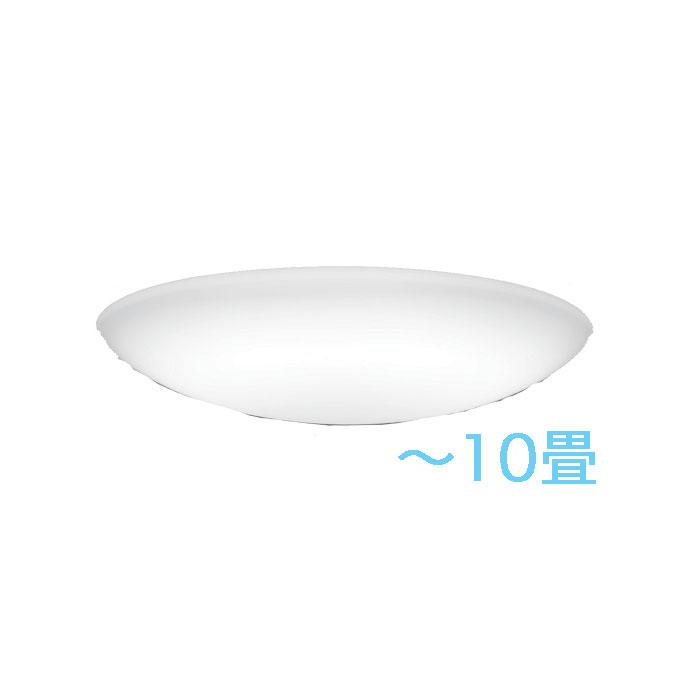 シーリングライト ODELIC シンプル 調光・調色~10畳余分な装飾を持たないプレーンなデザイン
