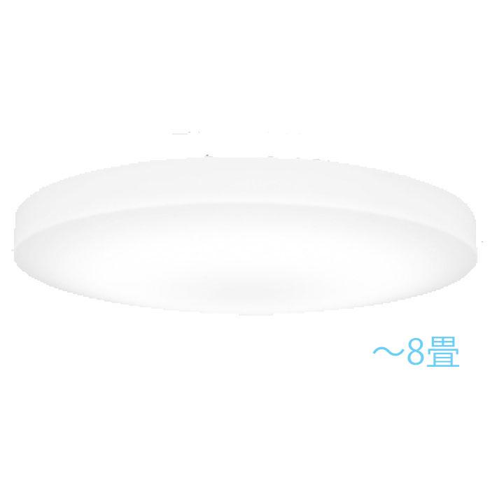 シーリングライト ODELIC シンプル おしゃれ 調光・調色~8畳余分な装飾を持たない薄くてフラットな形状を追求したデザイン☆