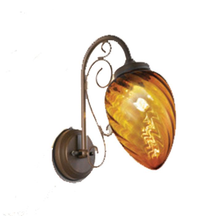 ポーチライト オーデリック ODELIC エクステリア 玄関灯 おしゃれ 電球色 LEDランプ 白熱灯40W相当 セピアガラス