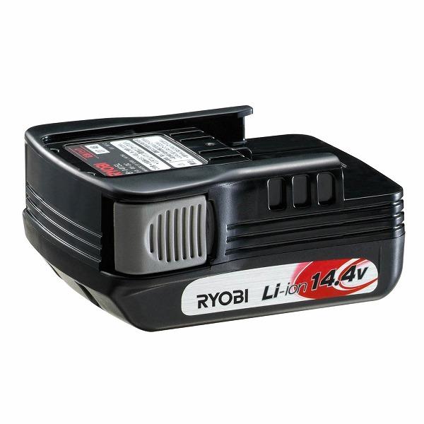 【リョービ】(RYOBI) [6406391] 電動工具 B-1415L リチウムイオン電池パック 1,500Ah 14.4V スライドタイプ