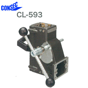 【コンセック】発研 □59クランプ組 CL-593