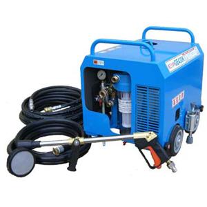 【個人宅配達不可】 【代引不可】 【フルテック】 簡易防音型高圧洗浄機 GE430K(20標) 20mホース付! ※こちらの商品はメーカーより直送の為、代引き不可です