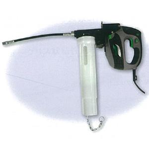 電動式グリースガン nEP400A 高圧ハンド型電動グリースガン