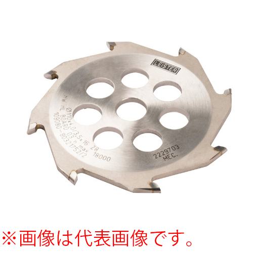 【LEISTER】(ライスター) [102.403] 熱風溶接機アクセサリー タングステンチップ刃 半円形3mmφ110×2.8mm グルーバー型用
