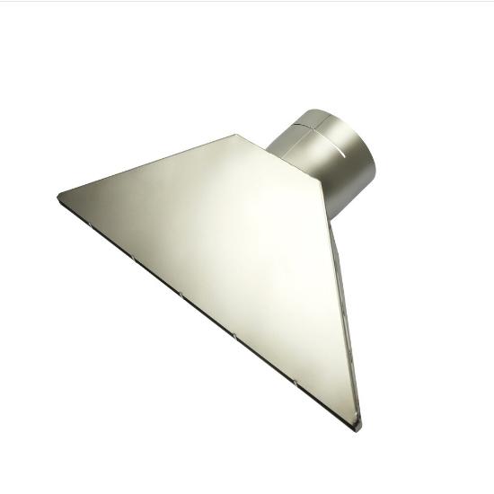 【受注発注品】【LEISTER】(ライスター) [106.018] Wide slot nozzle (φ92.5mm) 400×10mm