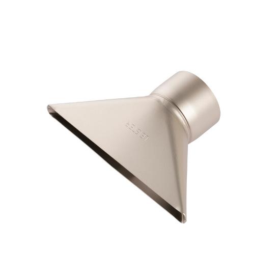 【LEISTER】(ライスター) [107.270] 熱風溶接機アクセサリー 平型ノズル 150×12mm エレクトロン用
