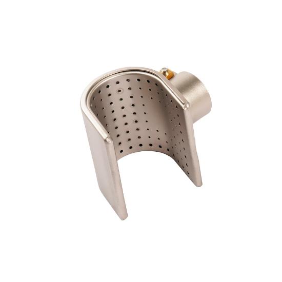 【LEISTER】(ライスター) [107.311] 熱風溶接機アクセサリー 反射ノズル 50×35mm ホットストリーム用