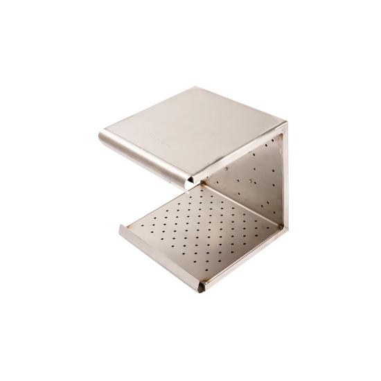 【LEISTER】(ライスター) [107.333] 熱風溶接機アクセサリー コの宇型ノズル 150×130mm エレクトロン用