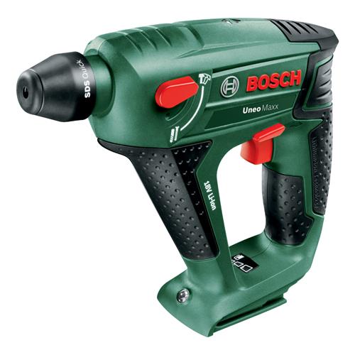 【BOSCH】(ボッシュ) 【DIY電動工具】 [UNEOMAXXH] バッテリードリル (本体のみ、バッテリー・充電器は別売) 多用な材料に対応!マルチに使えるバッテリードリル