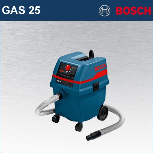 【BOSCH】(ボッシュ) [GAS 25] マルチクリーナーPRO