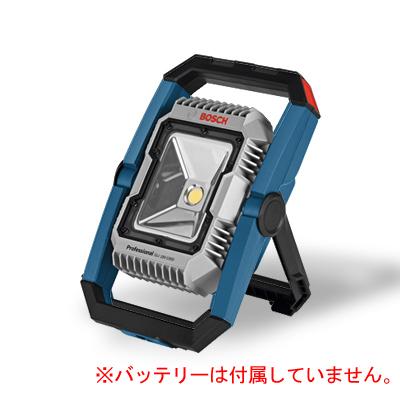【BOSCH】(ボッシュ) [GLI 18V-1900] コードレスバッテリー投光器(LED)(本体のみ、バッテリー・充電器は別売)18Vの投光器登場!抜群の明るさ1900ルーメンを実現! 2段階の明るさ調整、5段階の角度調整、三脚に取り付け可能!