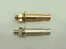 セットアンカー (クロメート) M12×160 スリーブ打込み式 (100本入/ケース)
